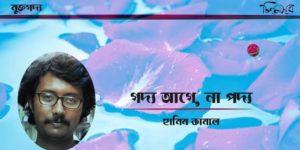 গদ্য আগে, না পদ্য ॥ হামিম কামাল