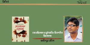 ভেবেছিলাম চড়ুইভাতি: চিহ্নহীন জিজ্ঞাসা ॥ জাহিদুর রহিম